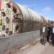 تونل انتقال آب سد صفارود کرمان